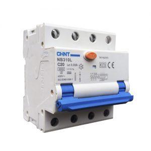 Aardlekautomaat 3-fase 16 ampere