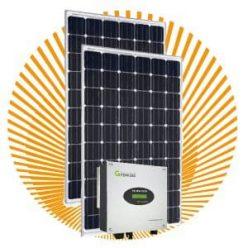 Complete doe het zelf set zonnepanelen powerpanelen