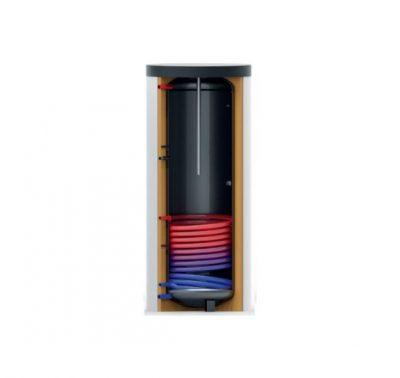 tapwaterboiler met 1 wisselaar
