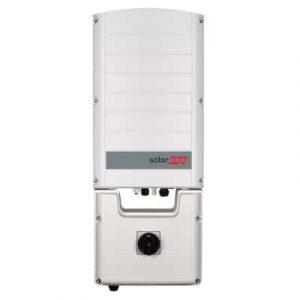 solaredge 3-fase omvormer met overspanningsbeveiliging