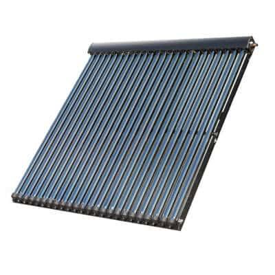 thermische zonnecollector heatpipes 24 buizen