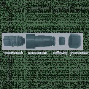 Growatt AC connector MTL-S TL-XE serie